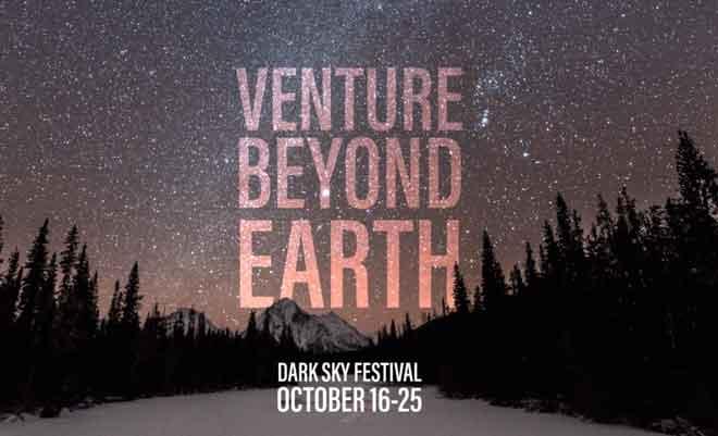 Jasper Dark Sky Festival on Where Rockies
