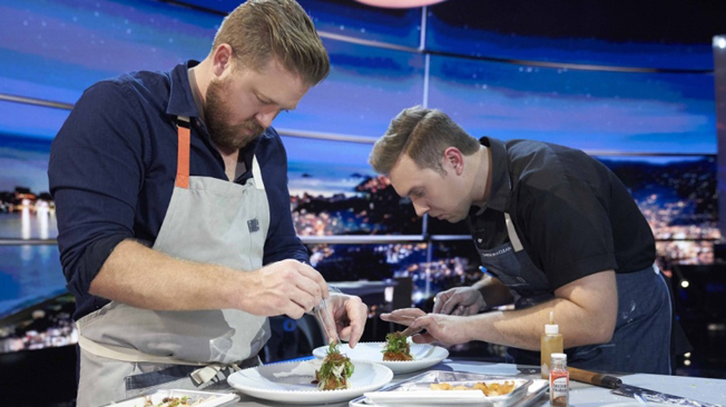 Calgary Chef Dishes about Competing on New Netflix Show Main Photo