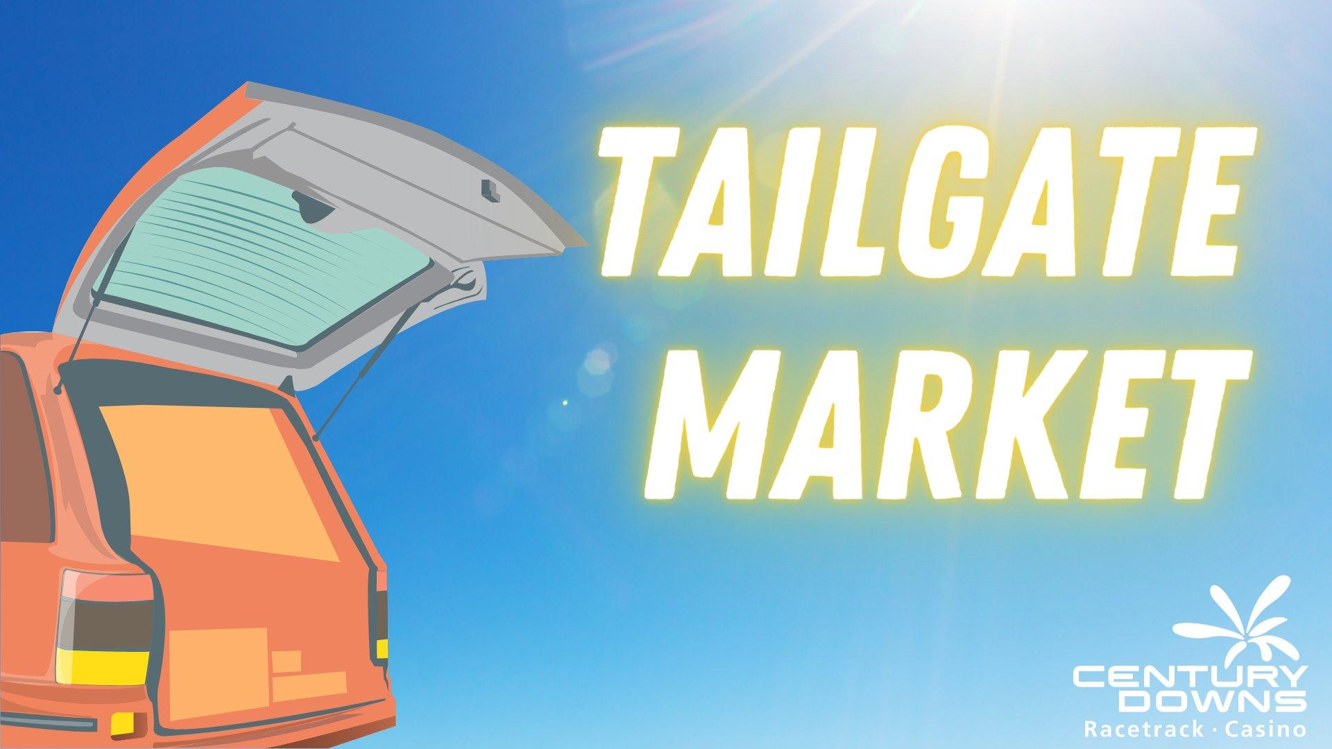 Century Downs Tailgate Market on Where Rockies