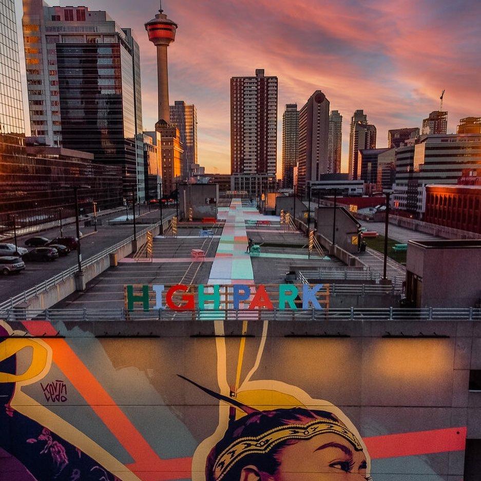 High Park Calgary